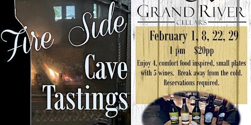 Fireside Cave Tasting