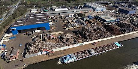 Bedrijfsbezoek VNO-NCW Twente: Riwald Recycling tickets