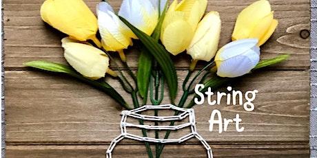 Make And Take-String Art Workshop tickets