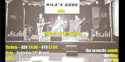Rila's Edge (+ Elysium + Art of Disguise)