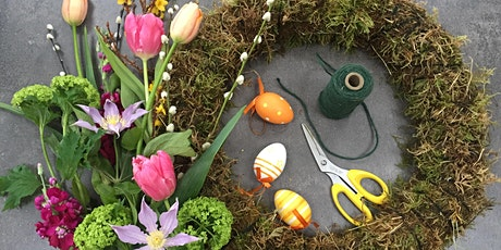 Spring / Easter Wreath Workshop tickets