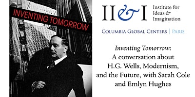 Sarah Cole | Inventing Tomorrow: A conversation ab