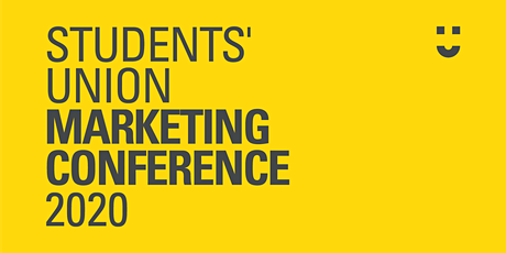 Students' Union Marketing Conference 2020 tickets