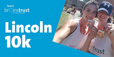 RESCHEDULED City of Lincoln 10k 2020 - Free Charity Place - brainstrust tickets