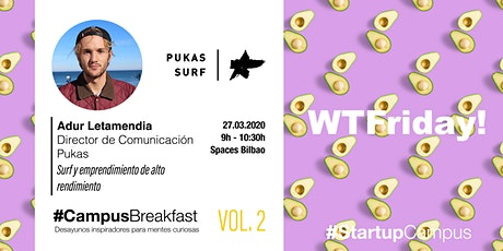 Campus Breakfast VOL. 2 entradas