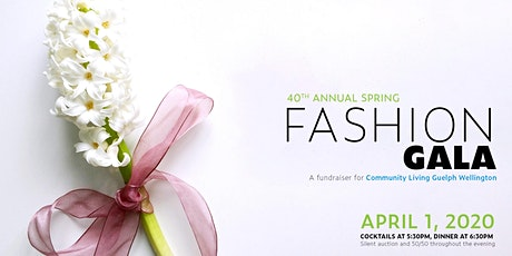 40th Annual Spring Fashion Gala tickets