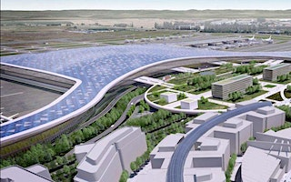 Charles de Gaulle Airport : Terminal 4 Development Project