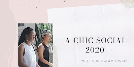 A Chic Social 2020 tickets