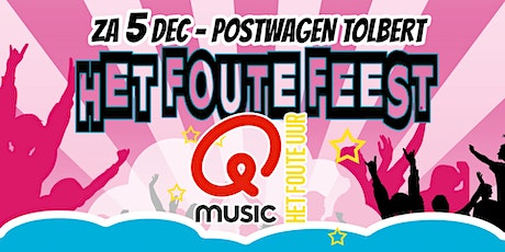Foute Feest Tolbert 2020 tickets