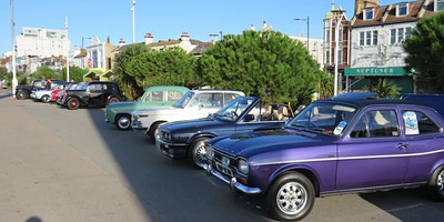 Southend-on-Sea Classic Cars Beach Shows – September 2020