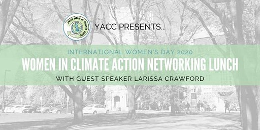 Women in Climate Action Networking Lunch