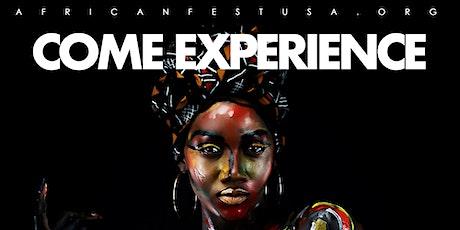 African Fest USA 2020 tickets