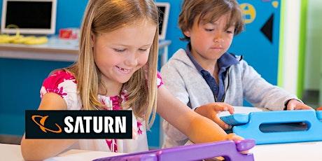 ABGESAGT Digital Literacy @Saturn: Ein digitales Buch erstellen Tickets