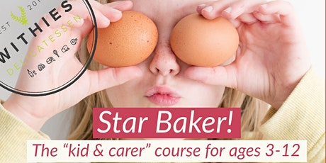 "Star Baker ""Cookies & Cupcakes"" course tickets"