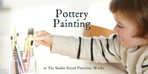 Easter Pottery Painting Workshops