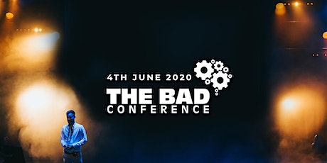 THE BAD CONFERENCE 2020 (Behaviour And Design Conference) tickets
