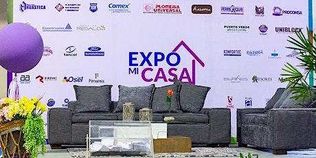 EXPO MI CASA boletos