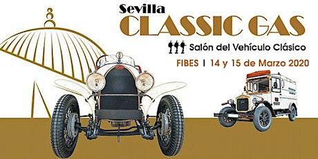 Sevilla Classic Gas entradas