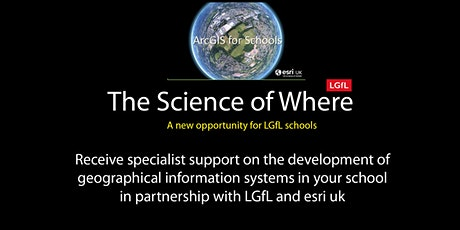 Dive Into Data Science – A GIS Champions Pilot Project tickets