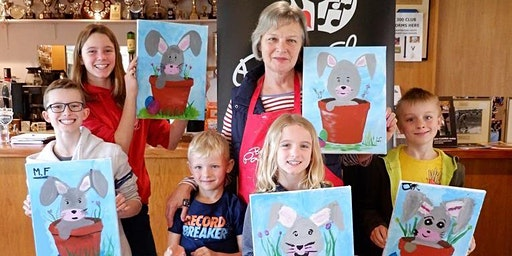 Easter Bunny - Family Brush Party - Welwyn Garden City