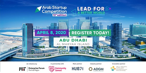 MITEF Arab Startup Competition Conference & Awards Ceremony