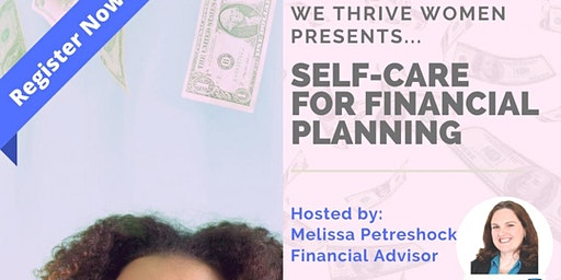 Self-Care For Financial Planning