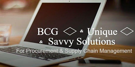 BCG Managing Workplace Anxiety Workshop tickets