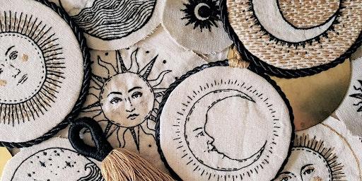 Beginner's Embroidery Workshop