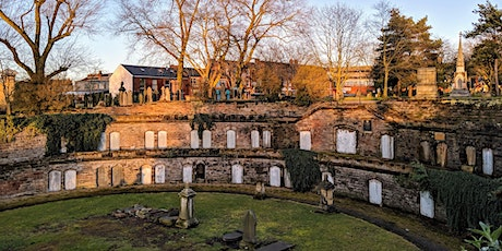 Discover the Birmingham Catacombs Wednesday morning walk tickets