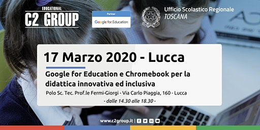 Google for Education e Chromebook per la didattica innovativa ed inclusiva