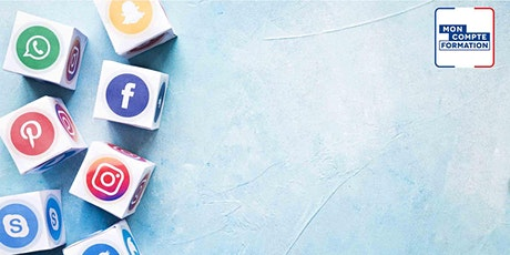 Formation en marketing - Les fondamentaux du digitale et de l'E-réputation tickets