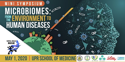 "UPR Mini-symposium ""Microbiomes: from environment to human diseases"""