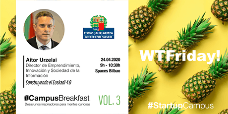 Campus Breakfast VOL. 3 entradas