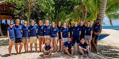 Volunteer in Fiji - University of Leeds Presentation tickets