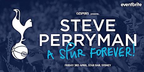 Steve Perryman Tour (Sydney) tickets