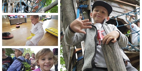 Bewegungs-Camp für Kleinkinder! Tickets