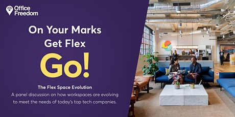 The Flex Space Evolution – Panel Discussion and Networking tickets