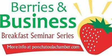 Berries & Business Breakfast Seminar - Taxes: New Laws and Changes