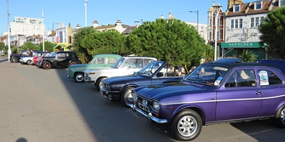 Southend-on-Sea Classic Cars Beach Shows – October 2020