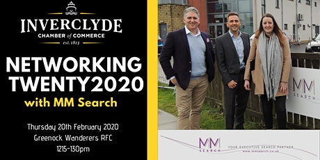 ICC Networking Twenty2020 with MM Search tickets