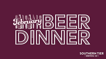 Southern Tier Pittsburgh's February Beer Dinner tickets