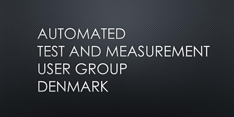 Automated T&M User Group Denmark tickets