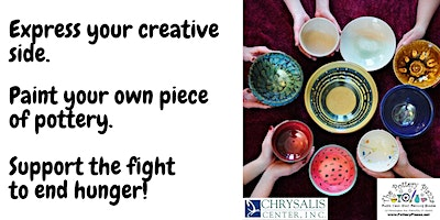 Paint Night to Benefit Empty Bowls