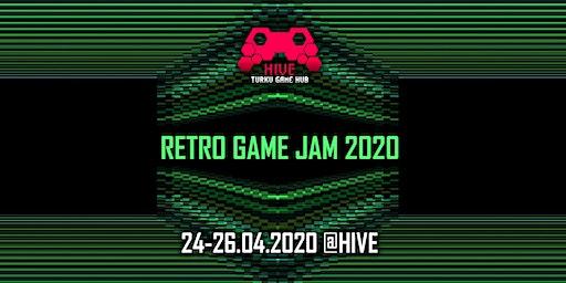 Retro Game Jam 2020