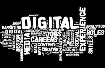 Digital careers evening tickets
