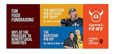 Hartford Rib Off Kick Off Party 6/19/2020 6:00pm - 9:00pm tickets