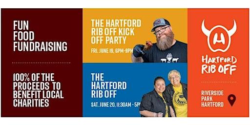 Hartford Rib Off Main Event 6/20/2020 11:30am - 5:00 pm