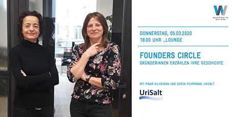 Founders Circle - mit Urisalt Tickets