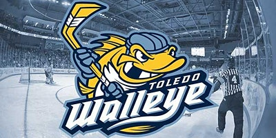 Toledo Walleye Hockey Game