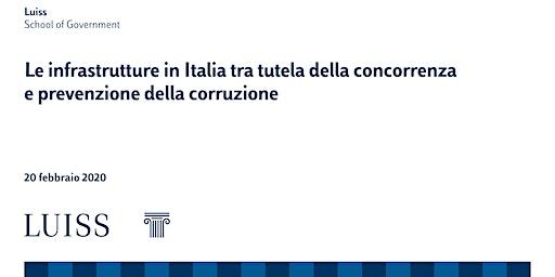 Le infrastrutture in Italia